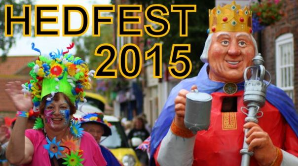 Have a look at our Facebook Page about HedFest 15