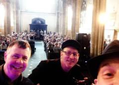 Henry Priestman selfie