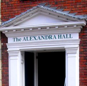 Alexandra Hall sq
