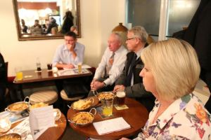 Di Storr Hedon Inn meeting