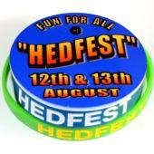 HedFest 16 logo social media