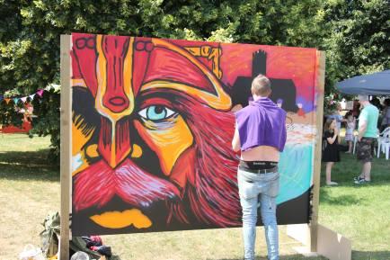 Graffiti Artist - Martin Cooper