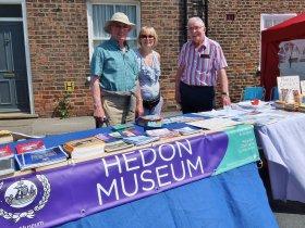 Hedon Museum Stall - Katy Miller