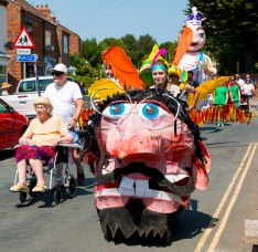 Parade Big Head