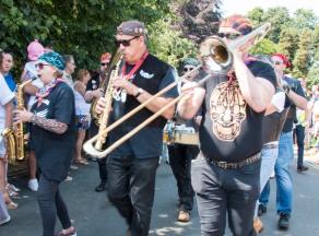Parade brass