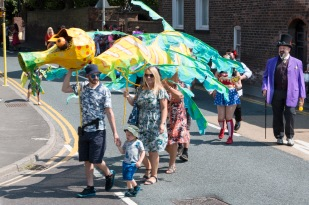 Parade Dragonfly 3