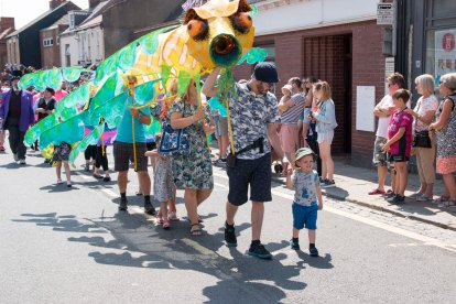 Parade Dragonfly