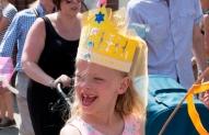 Parade girl hat cu