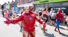 Parade Iron Man