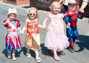 Parade kids