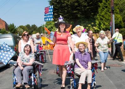 Parade Magdalen Park
