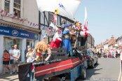 Parade pirates