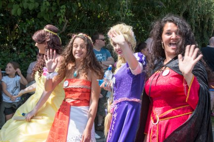 Parade Princesses 2