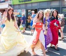 Parade Princesses 3