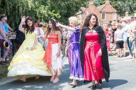 Parade Princesses