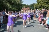 Parade twirlers