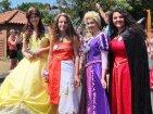 Princesses on Parade - Katy Miller