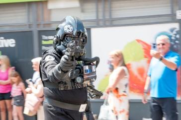 Storm trooper shoot