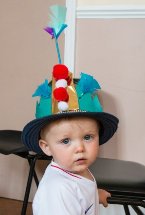 Theo 14 months
